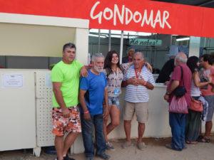 Gondomarenses no Avante! - setembro 2016