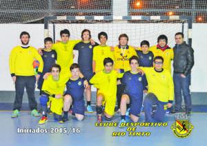 Clube Desportivo de Rio Tinto - 2015