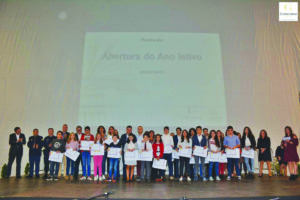 Festa Abertura Ano Letivo - outubro 2016