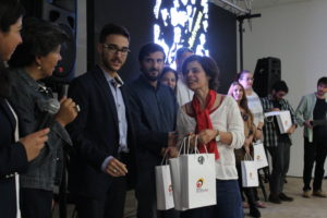 Entrega de prémios Concurso Curtas-Metragens - setembro 2016