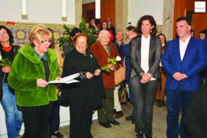 Inauguração presépios artesanais - dezembro 2016