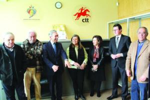 CTT em Jovim - fevereiro 2017