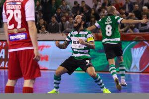 SC Braga/AAUM vs Sporting CP - fevereiro 2017