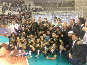 Taça de Portugal de Voleibol conquistada pelo