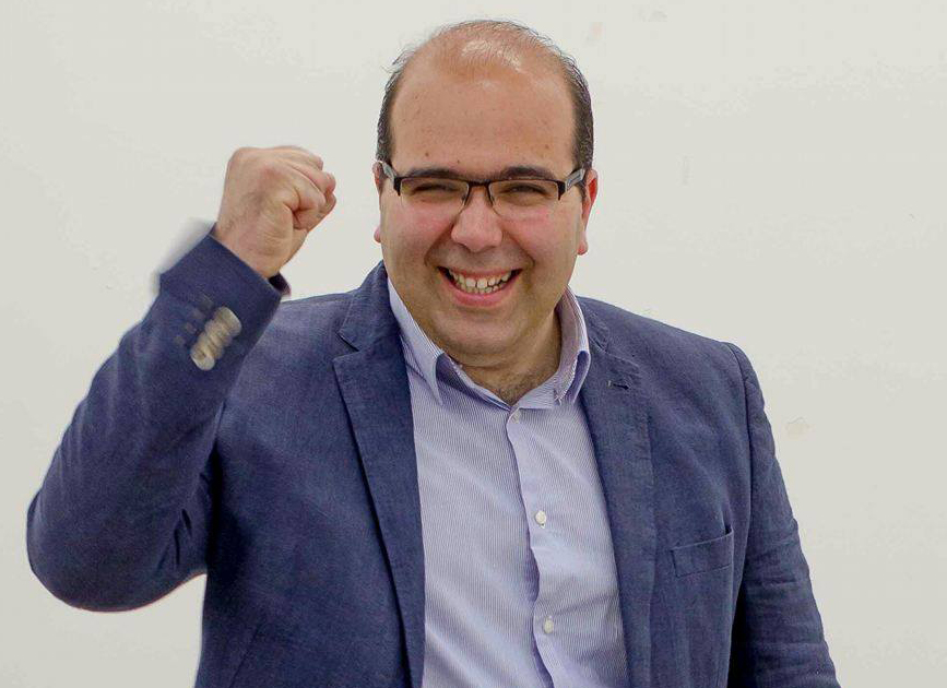 Daniel Vieira - candidato CDU