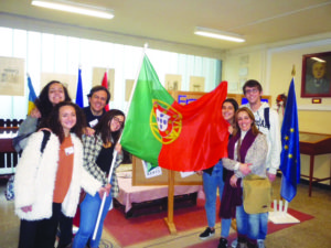 Rio Tinto Erasmus+ - abril 2017