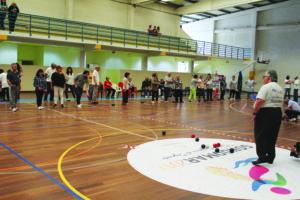 Torneio de Boccia - abril 2017