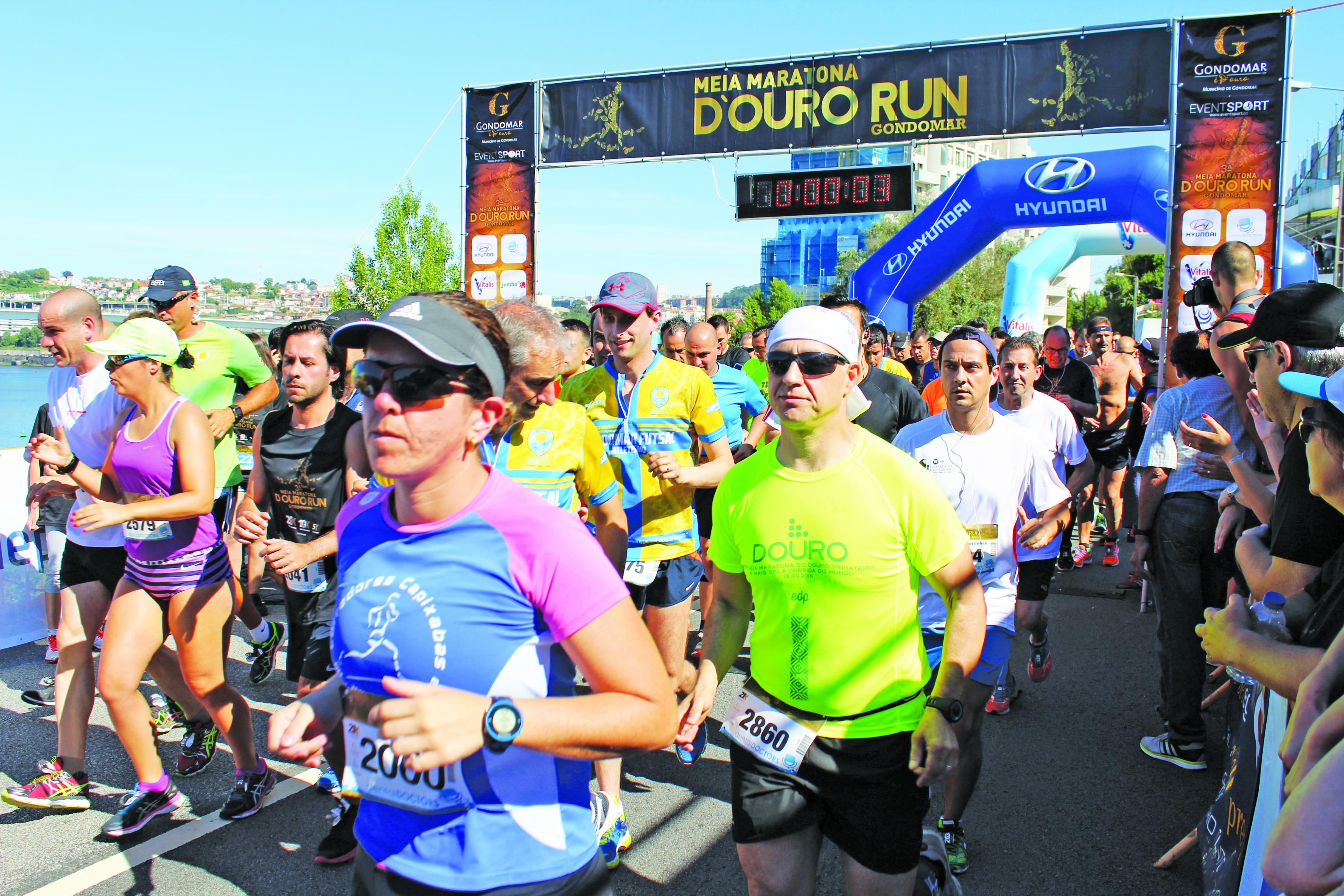 Meia Maratona D'Ouro Run - maio 2017
