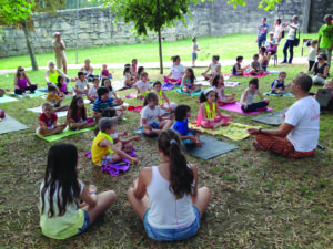 Rio Tinto Crianças em Movimento - junho 2017