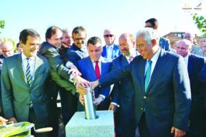 Lançamento interceptor Rio Tinto - junho 2017