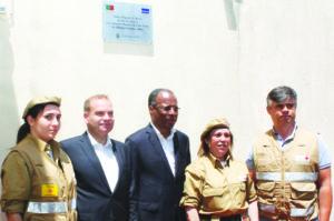Visita Primeiro-Ministro Cabo Verde - junho 2017