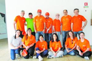 Dia do Voluntariado - junho 2017