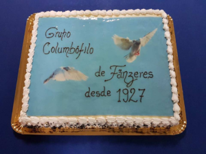 Grupo Columbófilo de Fânzeres - julho 2017