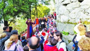 Monte Crasto Monte Mágico - novembro 2017