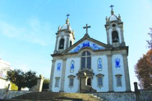 Igreja Matriz de Rio Tinto - novembro 2017