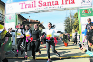 Trail Santa Iria - janeiro 2018