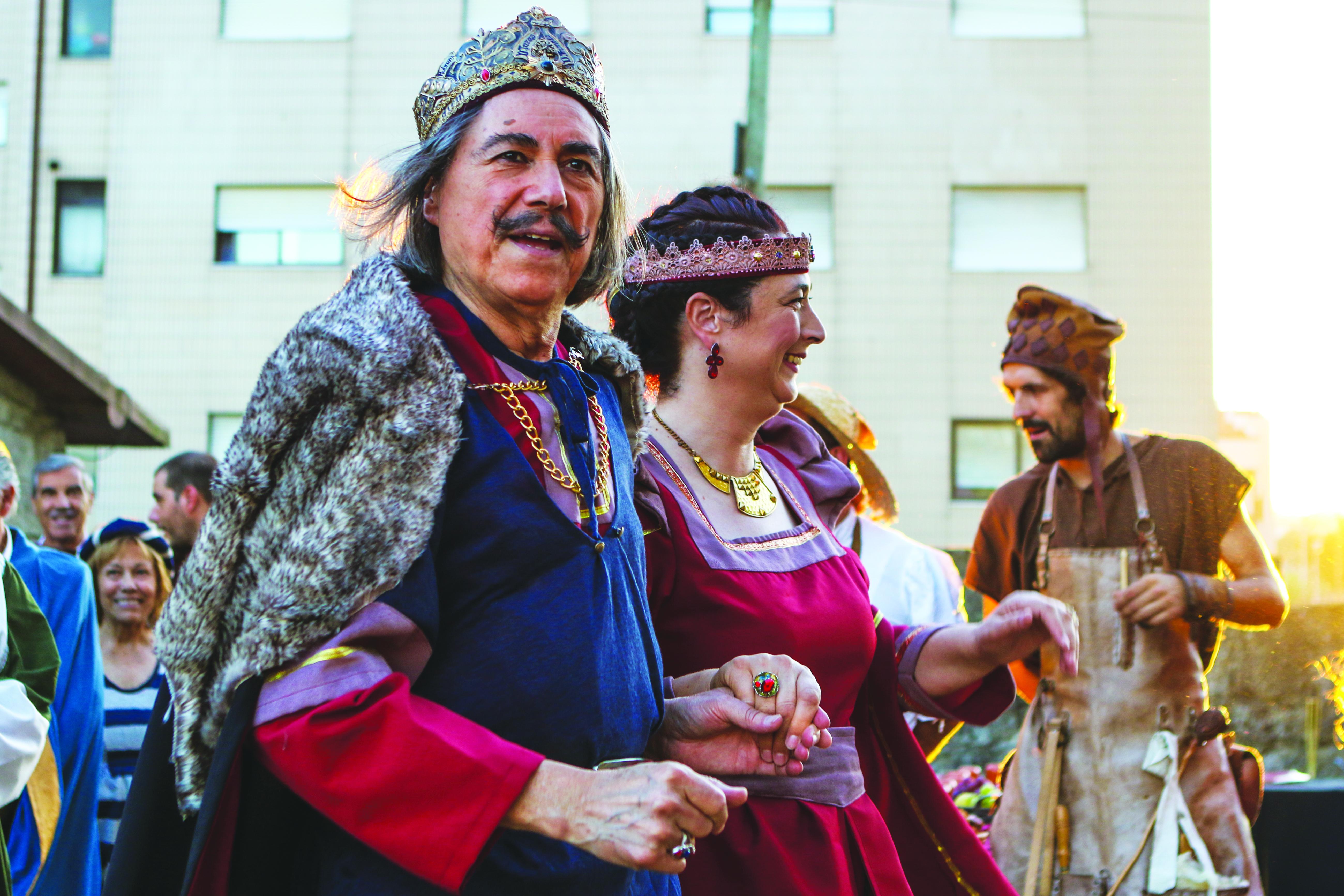 Medieval de Rio Tinto - setembro 2018