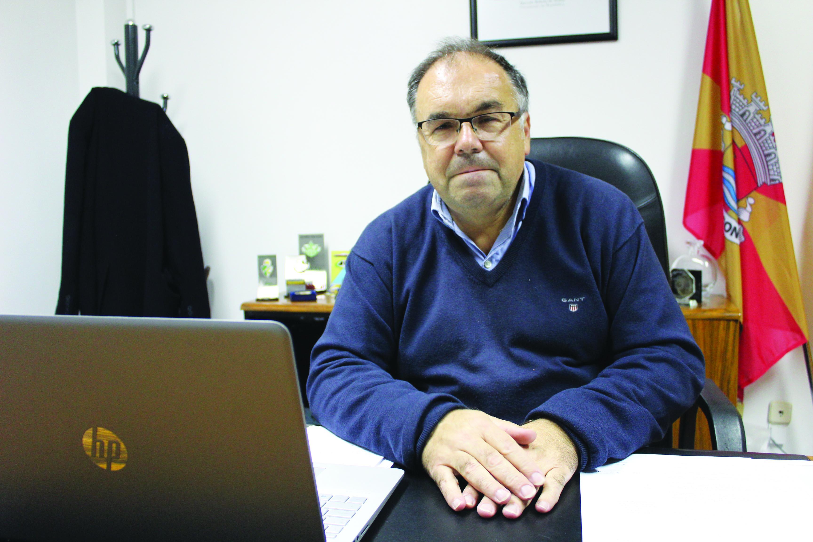 António Braz - novembro 2018