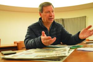 Entrevista Júlio Meirinhos - dezembro 2018
