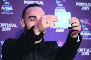Sorteio Euro 2019 - dezembro 2018