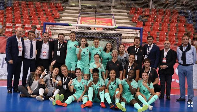 Campeonato Europeu - janeiro 2019