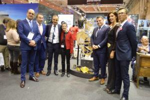 Gondomar marcou presença na Bolsa de Turismo de Lisboa - março 2019