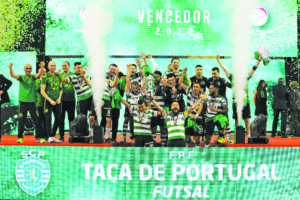 Taça de Portugal - abril 2019