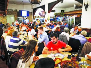 Jantar Solidário - maio 2019